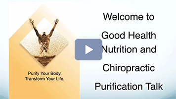 Purification Program and how to eat healthy
